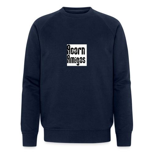 acorn amigos badge - Ekologisk sweatshirt herr från Stanley & Stella