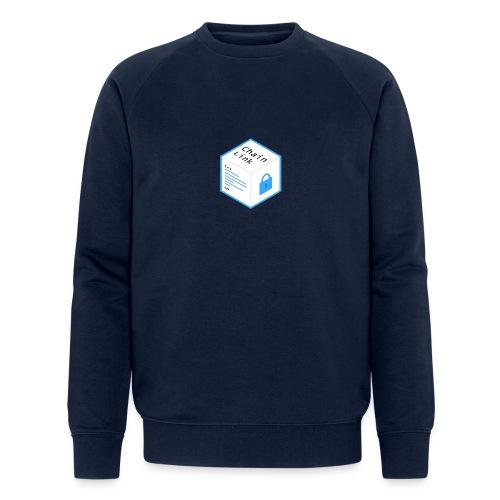 Cryptocurrency - ChainLink - Männer Bio-Sweatshirt von Stanley & Stella