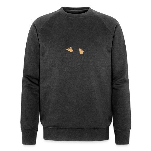 Babyfuss - Männer Bio-Sweatshirt von Stanley & Stella