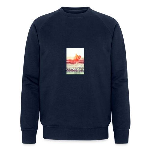 sunset surf jpg - Men's Organic Sweatshirt by Stanley & Stella