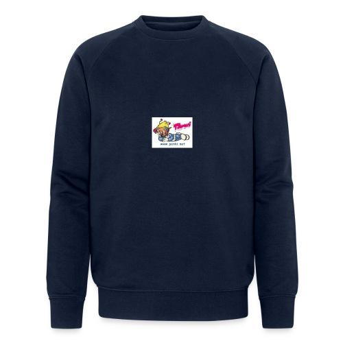 panki sticker neu - Männer Bio-Sweatshirt von Stanley & Stella