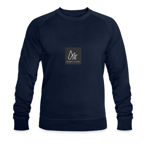 Air Control Pilates Grey - Men's Organic Sweatshirt