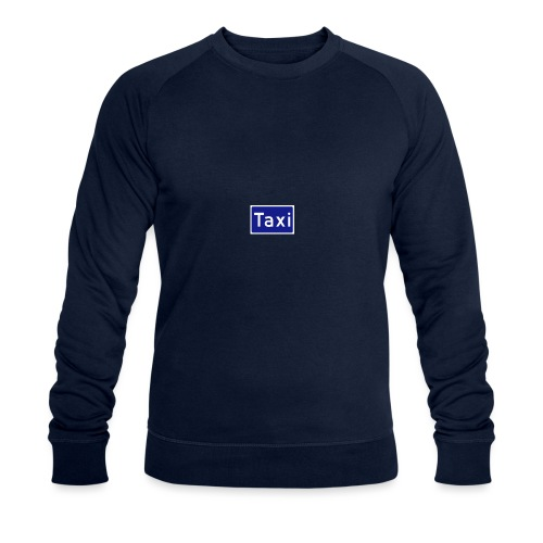 Taxi - Økologisk sweatshirt for menn fra Stanley & Stella