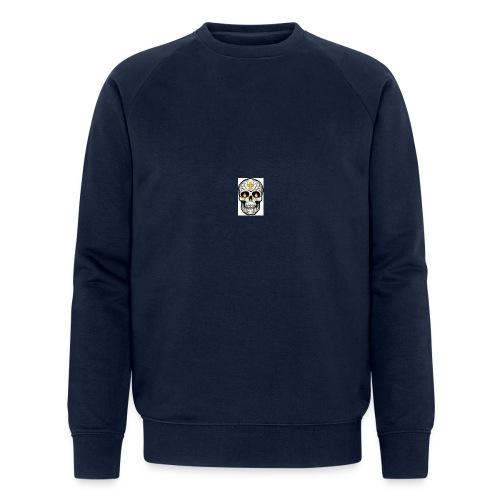 tete de mort - Sweat-shirt bio