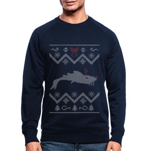 Fabelkerst - Mannen bio sweatshirt