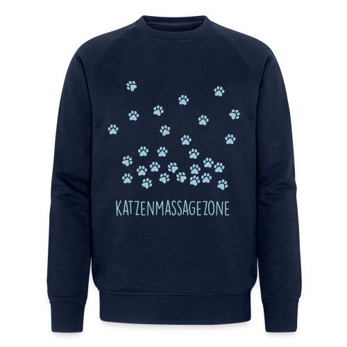 Vorschau: Katzen Massage Zone - Männer Bio-Sweatshirt von Stanley & Stella
