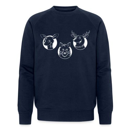 Weidmannsheil - Männer Bio-Sweatshirt von Stanley & Stella