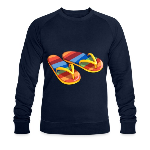 Flip flops - bio - Mannen bio sweatshirt van Stanley & Stella