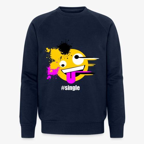 Emoji Art #single - Männer Bio-Sweatshirt von Stanley & Stella