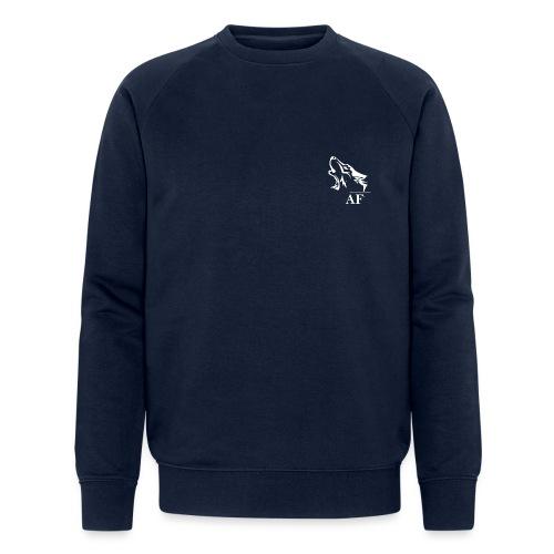 Alpha Wolf Fitness - Men's Organic Sweatshirt by Stanley & Stella