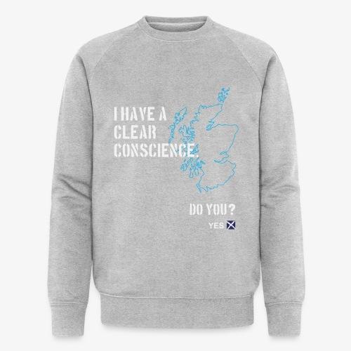 Clear Conscience - Men's Organic Sweatshirt