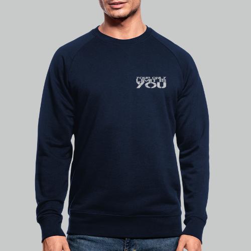 NO LIMIT - Men's Organic Sweatshirt