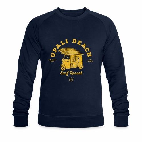 Tuk-Yellow - Men's Organic Sweatshirt by Stanley & Stella