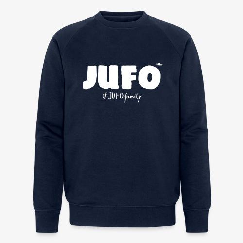 JufoFamily - weiß - Männer Bio-Sweatshirt von Stanley & Stella
