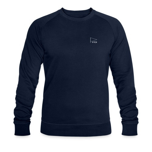 KYCK - element navy - Männer Bio-Sweatshirt
