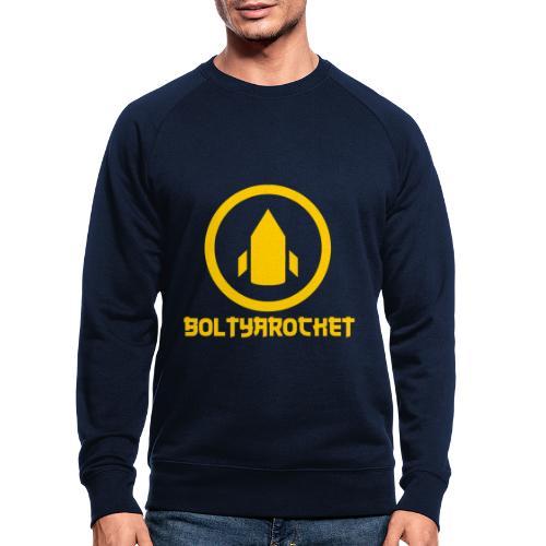 Bolt Ya Rocket - Men's Organic Sweatshirt