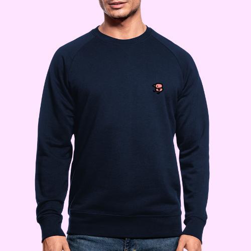 Pinkguin Yogurt Color - Økologisk sweatshirt til herrer