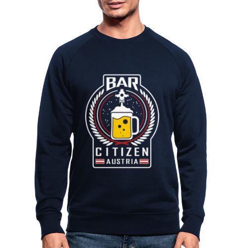 BarCitizenAustria Logo - Männer Bio-Sweatshirt