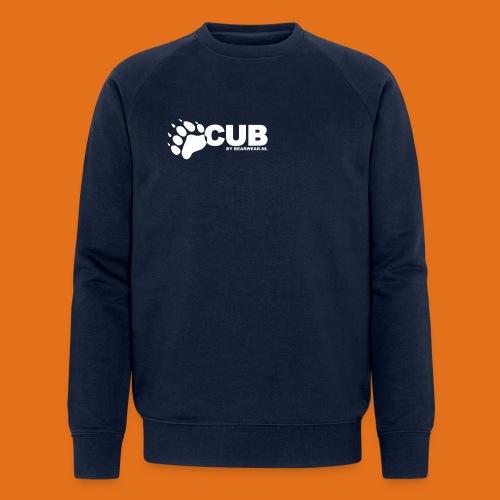 cub by bearwear sml - Men's Organic Sweatshirt by Stanley & Stella