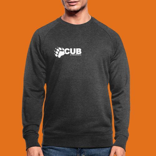 cub by bearwear sml - Men's Organic Sweatshirt