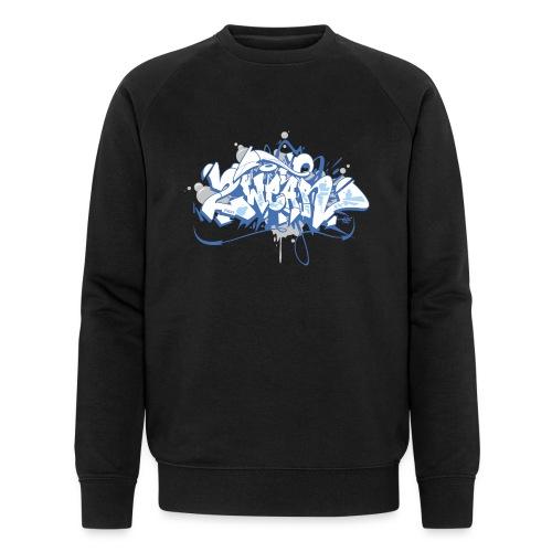2Wear Graffiti style - 2wear Classics - Økologisk sweatshirt til herrer