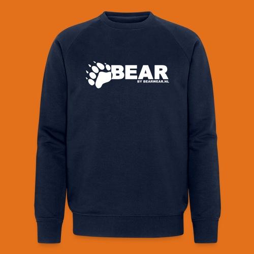 bear by bearwear sml - Men's Organic Sweatshirt by Stanley & Stella