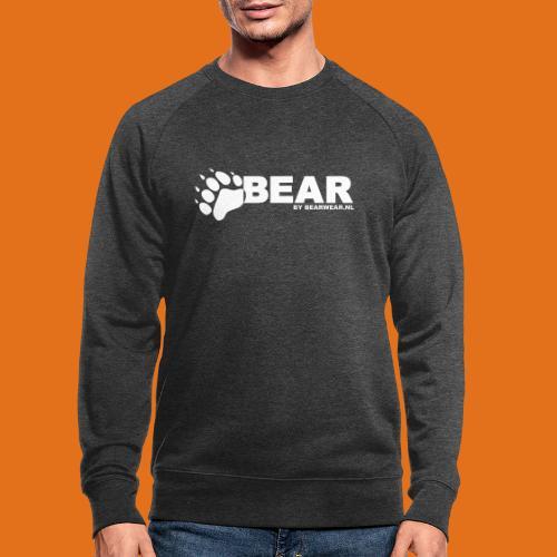 bear by bearwear sml - Men's Organic Sweatshirt