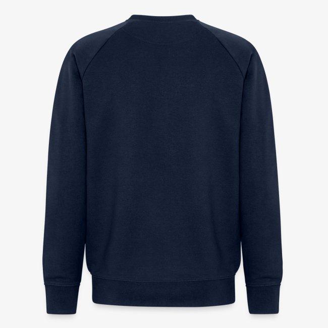 Vorschau: Führungskraft Pferd male - Männer Bio-Sweatshirt