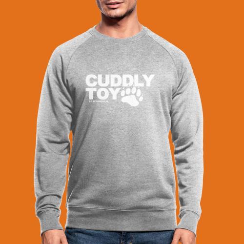 cuddly toy new - Men's Organic Sweatshirt