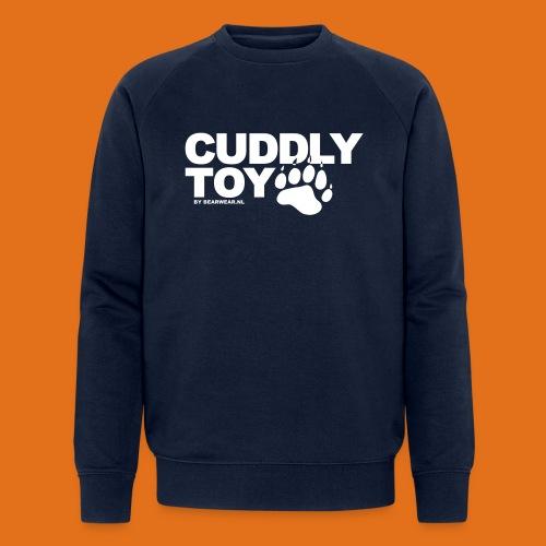cuddly toy new - Men's Organic Sweatshirt by Stanley & Stella