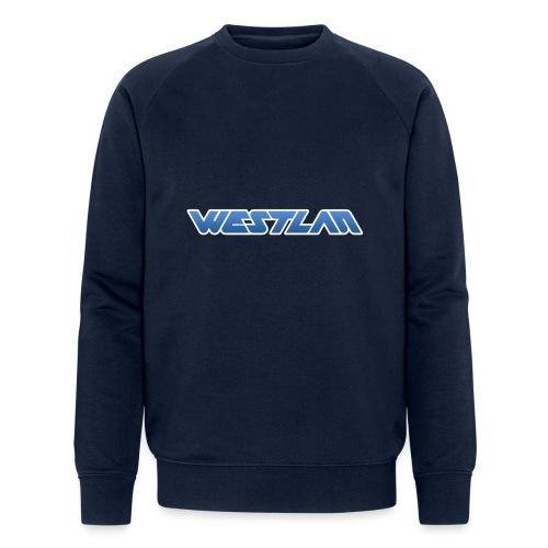 WestLAN Logo - Men's Organic Sweatshirt by Stanley & Stella