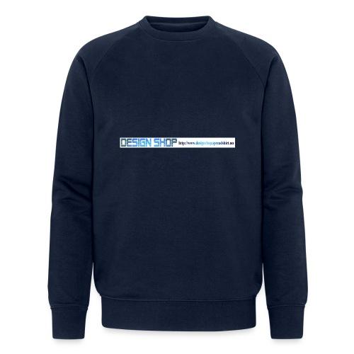 ny logo lang - Økologisk sweatshirt for menn fra Stanley & Stella