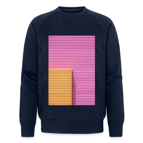 Kontrast - Männer Bio-Sweatshirt