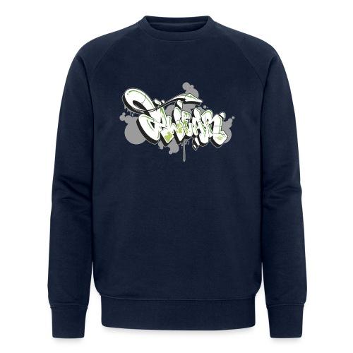 Graffiti Art 2wear Style - Økologisk sweatshirt til herrer