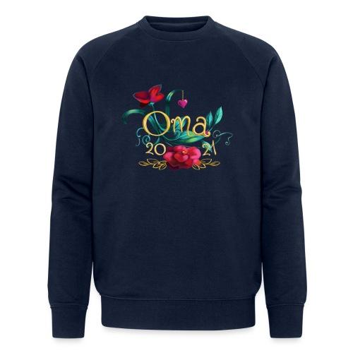Oma 2021 - Männer Bio-Sweatshirt