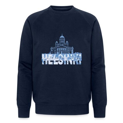 Helsinki Cathedral - Men's Organic Sweatshirt by Stanley & Stella