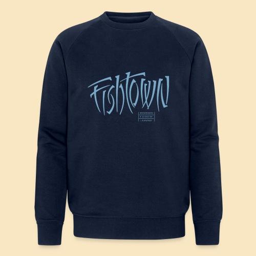 Fishtown Bones - Männer Bio-Sweatshirt von Stanley & Stella