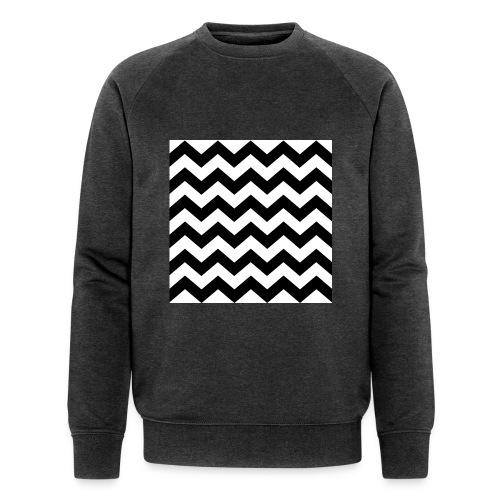 zigzag png - Sweat-shirt bio Stanley & Stella Homme
