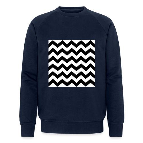 zigzag png - Sweat-shirt bio