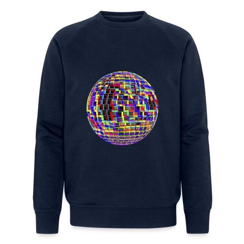 Boule à facettes psychédélique - Sweat-shirt bio Stanley & Stella Homme