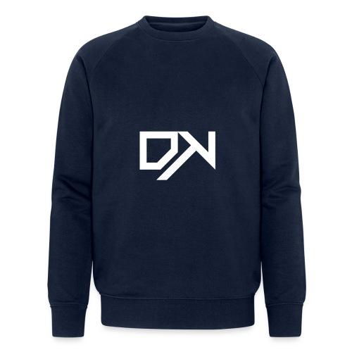 DewKee Logo Shirt Black - Men's Organic Sweatshirt by Stanley & Stella