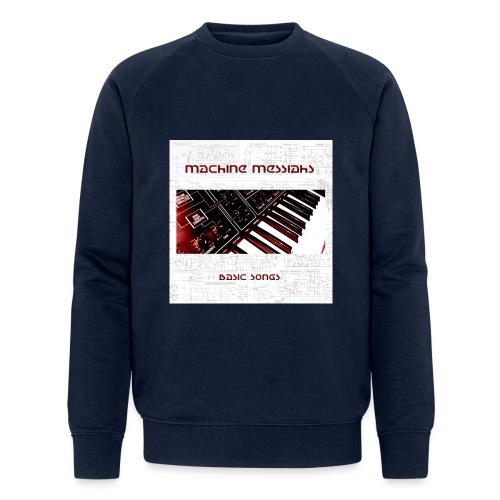 basic songs - Men's Organic Sweatshirt by Stanley & Stella