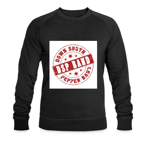 DSP band logo - Men's Organic Sweatshirt by Stanley & Stella