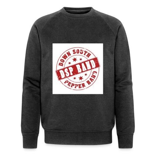 DSP band logo - Men's Organic Sweatshirt by Stanley & Stella