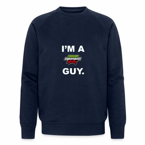 I'm a WMItaly guy! - Felpa ecologica da uomo di Stanley & Stella