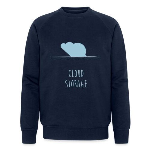 Cloud Storage - Männer Bio-Sweatshirt von Stanley & Stella