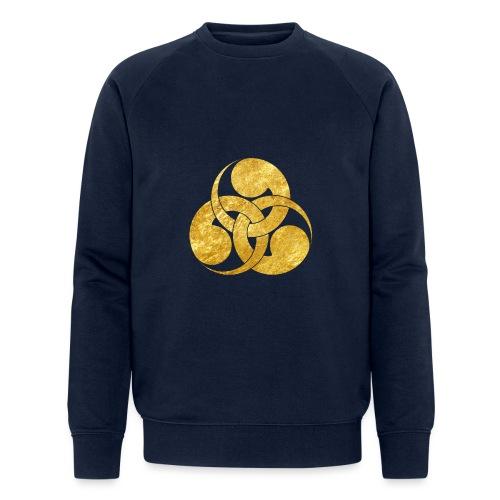 Tadpole Mon Japanese samurai clan - Men's Organic Sweatshirt