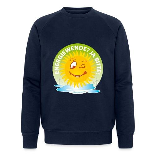 Energiewende? Ja bitte! - Männer Bio-Sweatshirt von Stanley & Stella