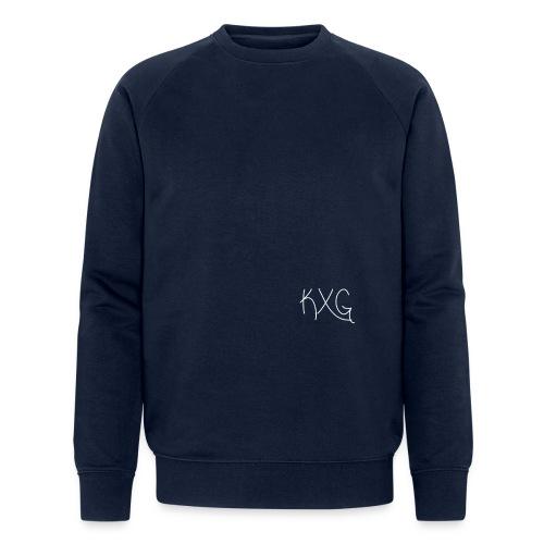 KXGlogo png - Mannen bio sweatshirt van Stanley & Stella