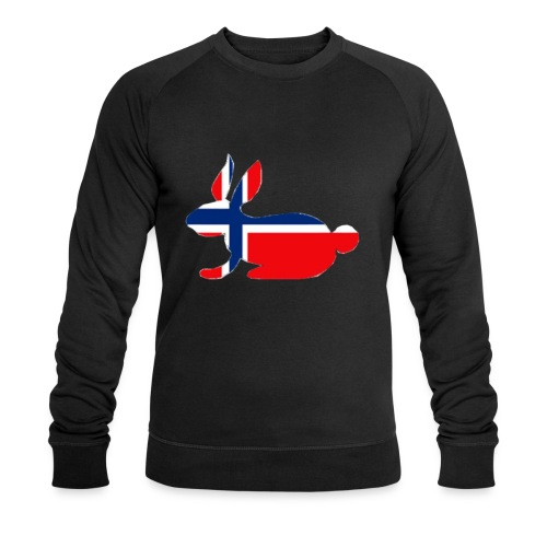 norwegian bunny - Men's Organic Sweatshirt by Stanley & Stella